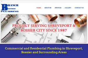 Branch Brothers Plumbing Website