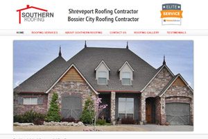 Website Development Southern Roofing LA